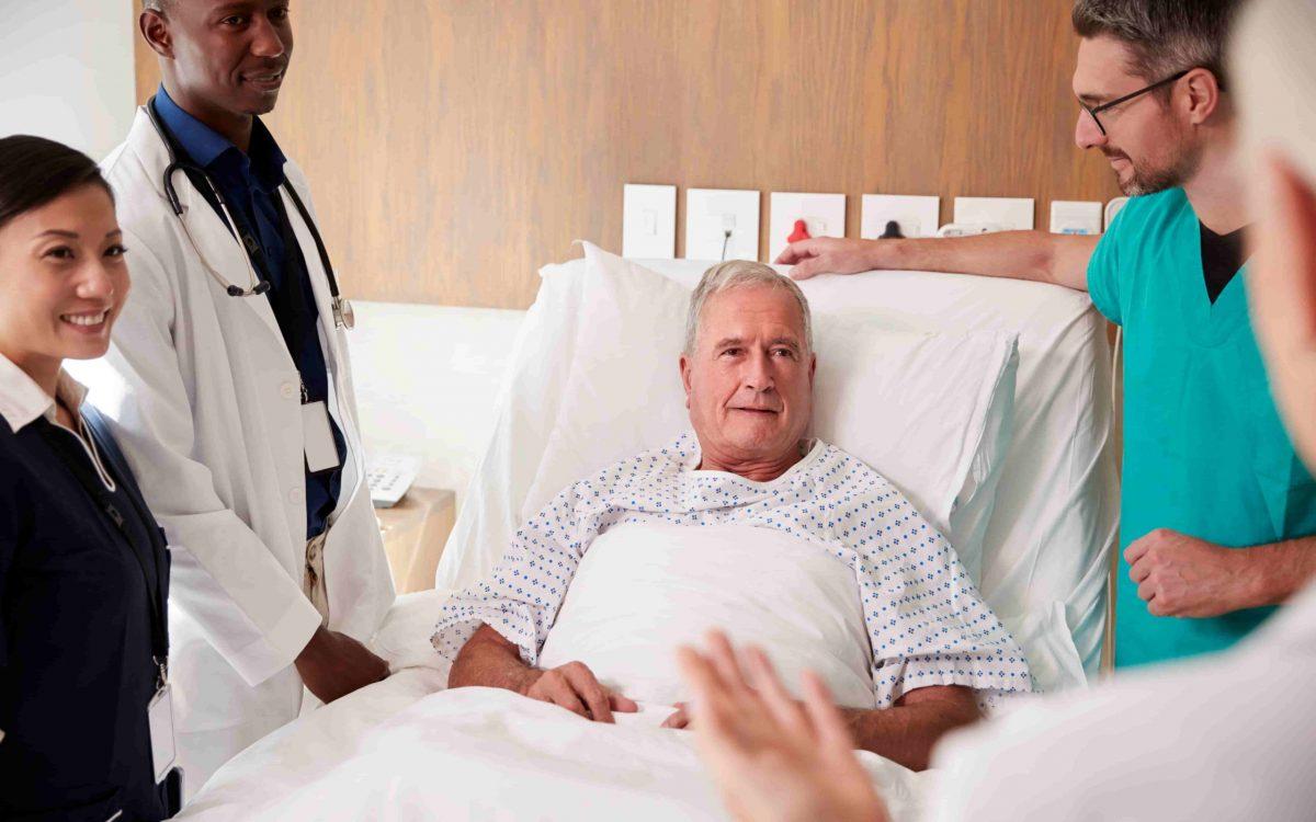 La fortaleza de la sanidad privada